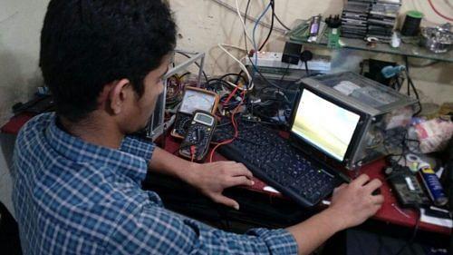 e-waste computer