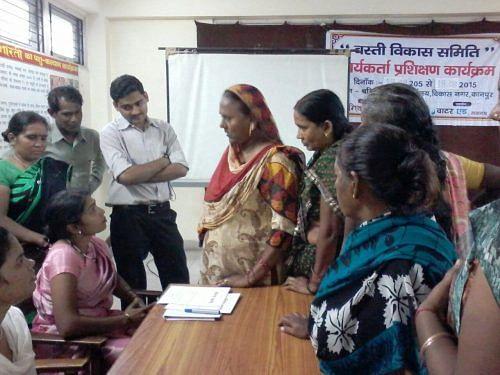 Kalpana Anand, 33, has spearheaded a campaign against open defecation in her Ambedkar Nagar slum.
