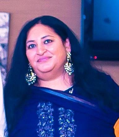 Seema Gupta loves giving personalised gifts on Diwali.