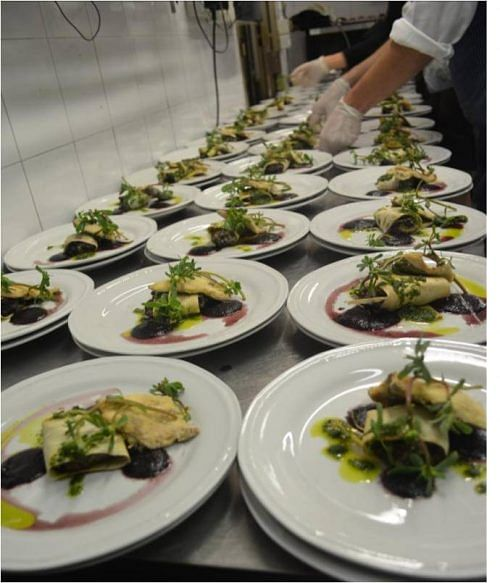 The ITM Kitchen 2016 was organised by the Indigenous Partnership (TIP) to bring together indigenous chefs from different communities for a fine dine experience.