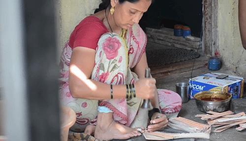Kolhapuri Footwear Artisan