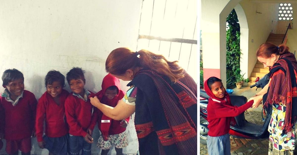 This Spanish Woman Has Been Improving the Lives of Dalit Children in Bihar for the past 10 Years