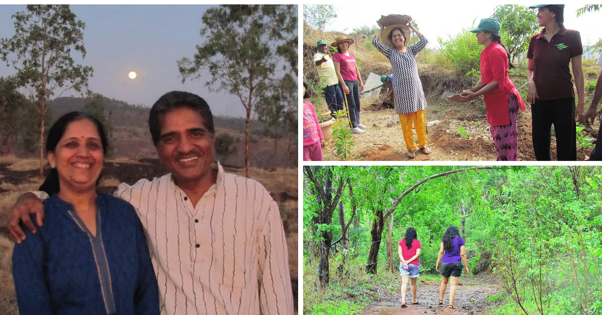 An Incredible Story of a Family That Made a Forest, an Eco-Village and Lives Medicine-Free