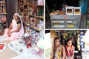 women entrepreneurs rural UP