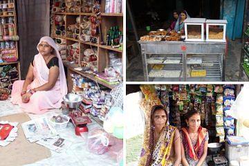 women entrepreneurs rural UP