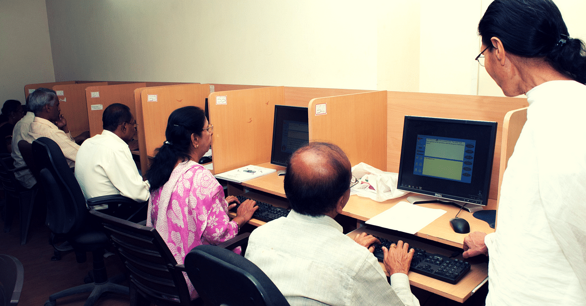 Senior Citizens Up Their Professional Skills, Thanks to This PC-Training Programme