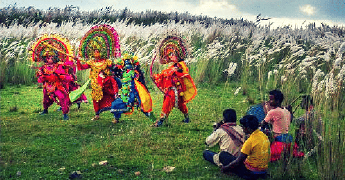 TBI Blogs: How the 800-Year-Old Dance Form of Chau Is Being Kept Alive in West Bengal