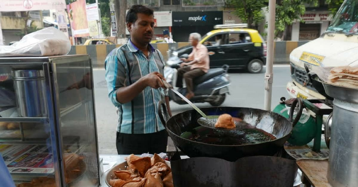 How a Roadside Vendor Is Winning Hearts By Serving Free Food to the Differently-Abled Every Day