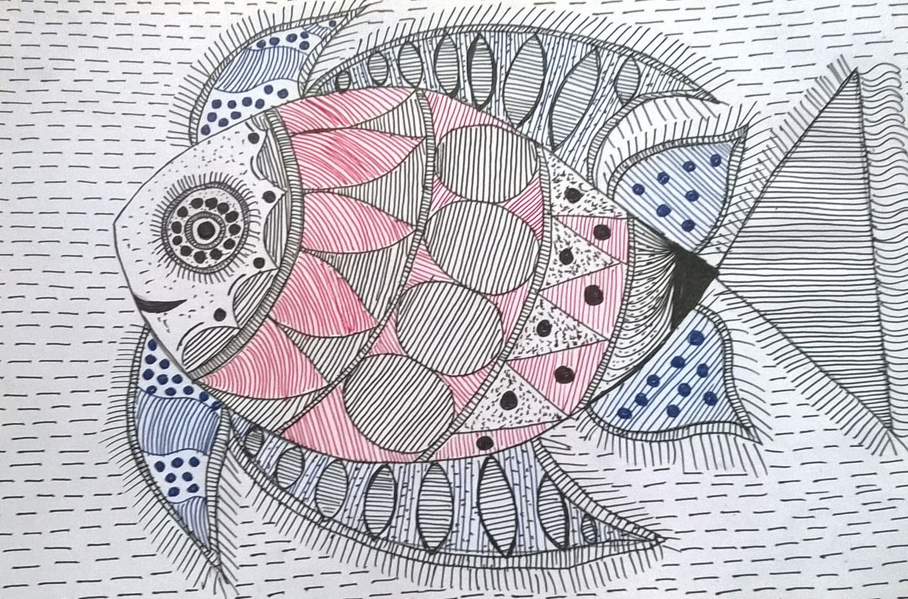 How Learning Madhubani Painting Was A Life Changing