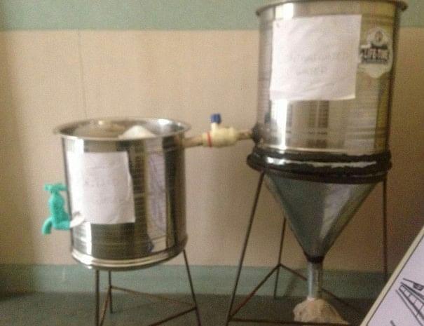 bajra-purifier