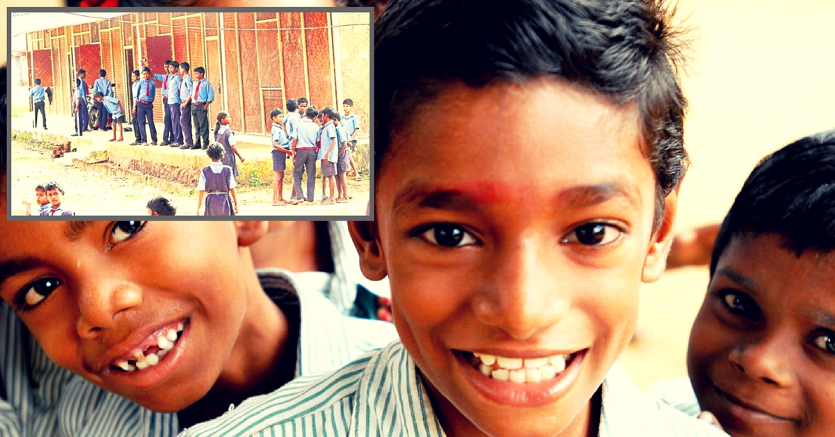 How Bamboo Schools Are Helping Students Continue Their Education in Maoist-Affected Bastar
