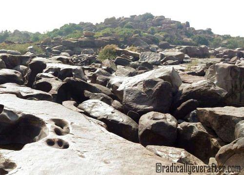 Hampi, Karnataka, bouldering