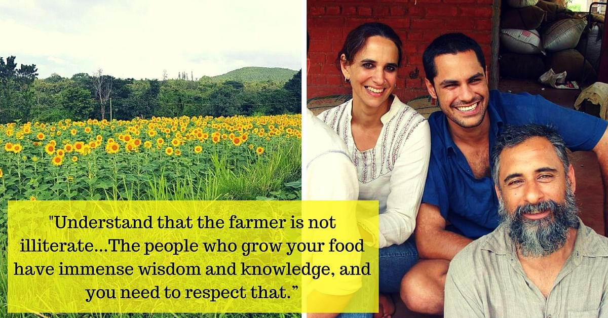 How a Young Couple from Delhi Left City Life behind to Become Full-Time Organic Farmers in Mysore