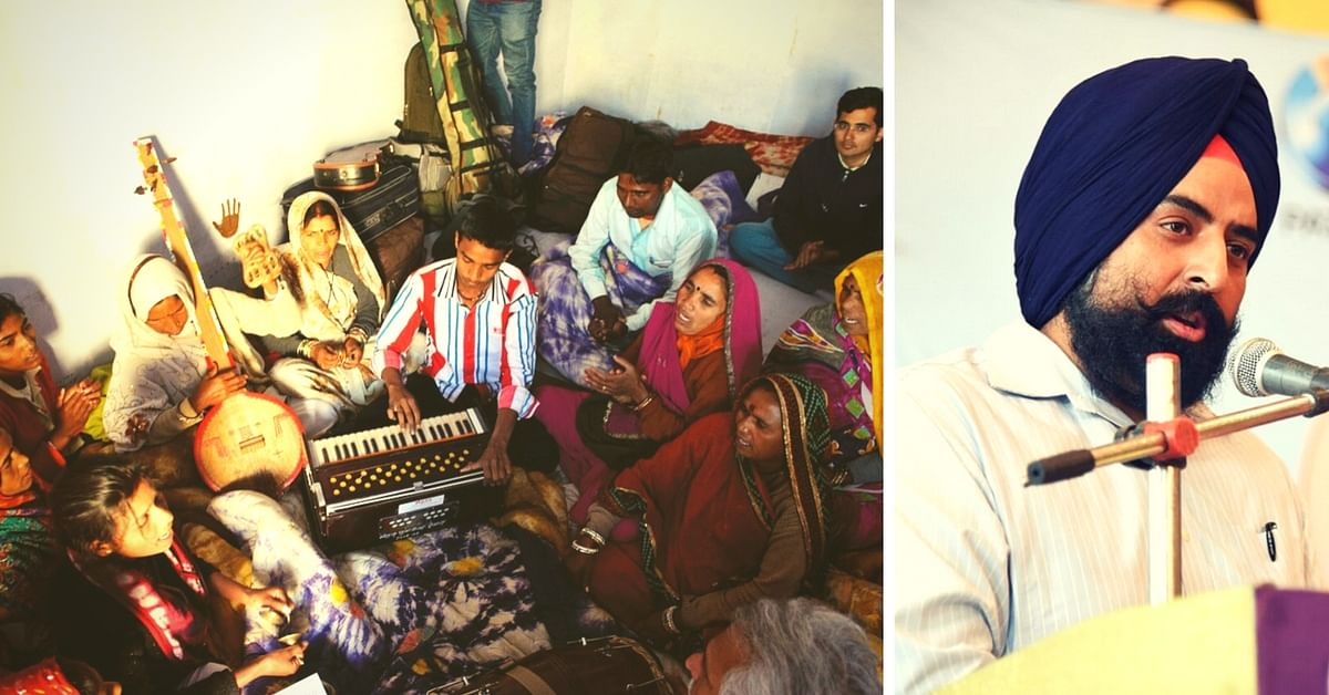 How a Supdt. Of Police Is Using a Travelling Music Fest to Spread Communal Harmony in Bikaner
