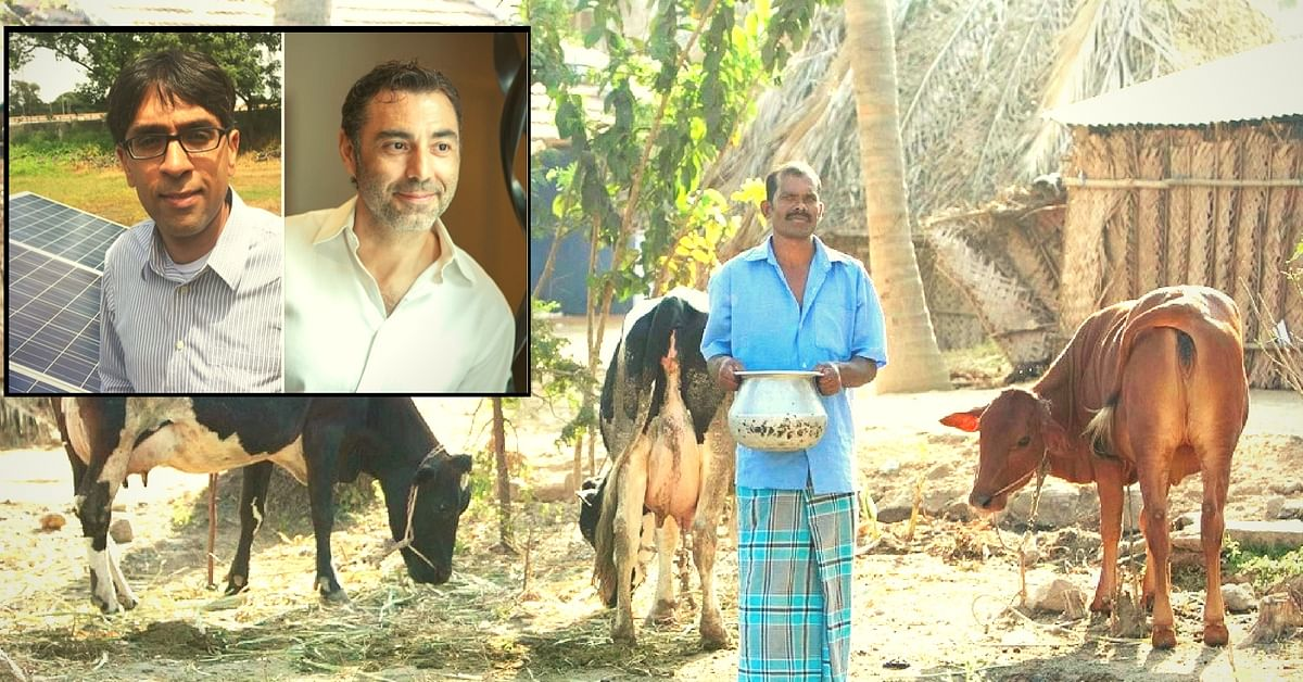 Two Men from the US Are Helping Dairy Farmers in Rural India Keep Milk Chilled without Electricity