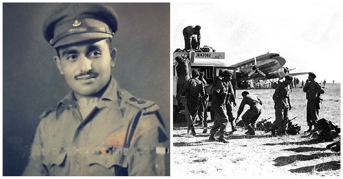 The Little Known Story of Major Somnath Sharma, India's First Param Vir Chakra Recipient