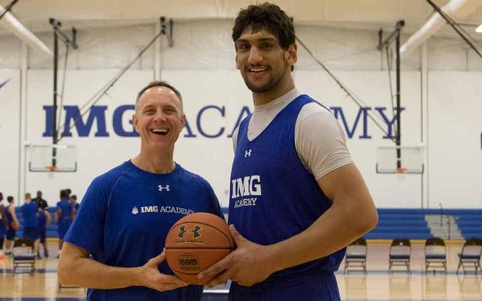 Satnam Singh Bhamara, the first Indian to be drafted by NBA
