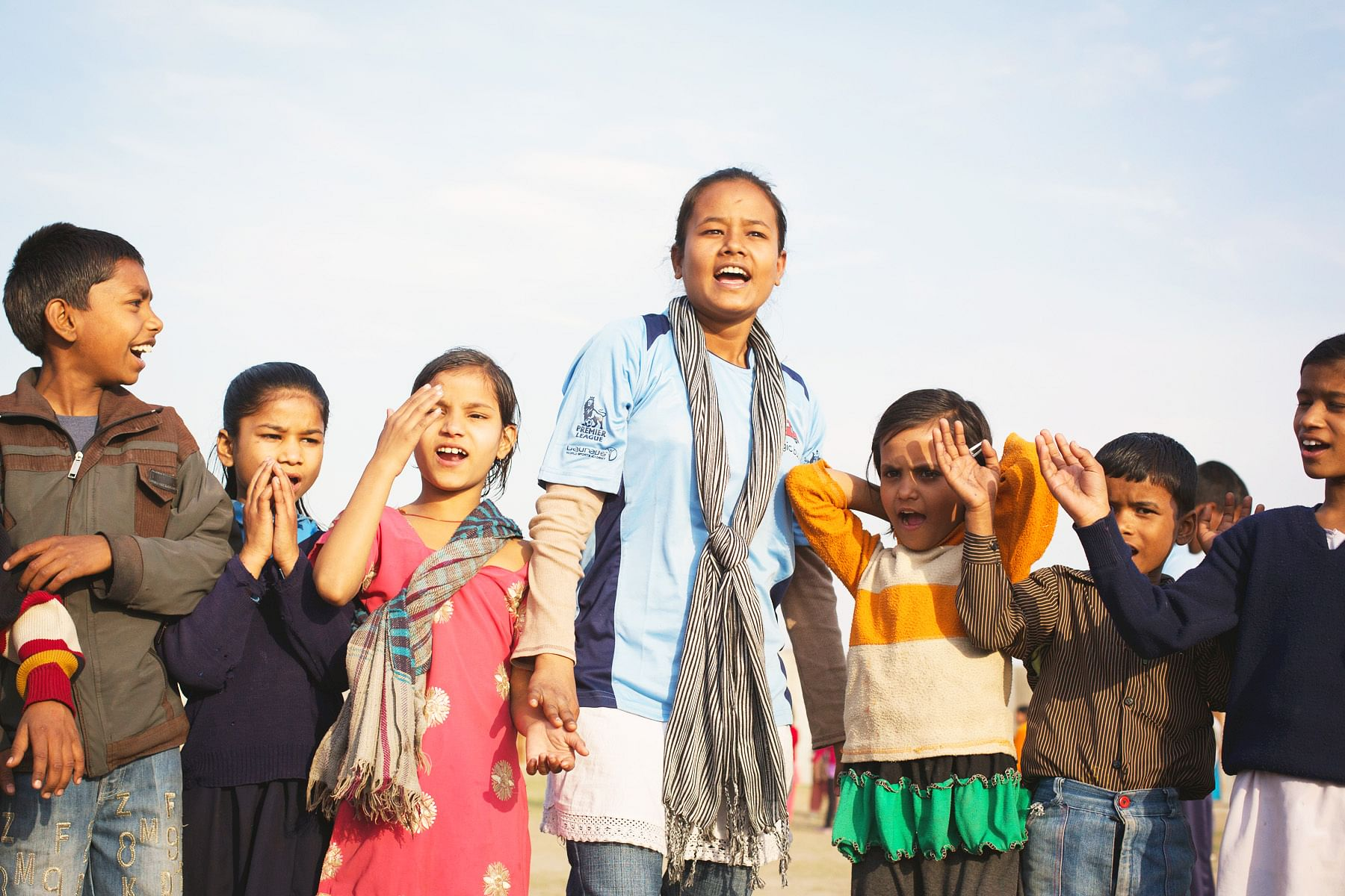 The Pride of Bhalaswa: The Story of One Girl's Rise from Destitution to Inspiration
