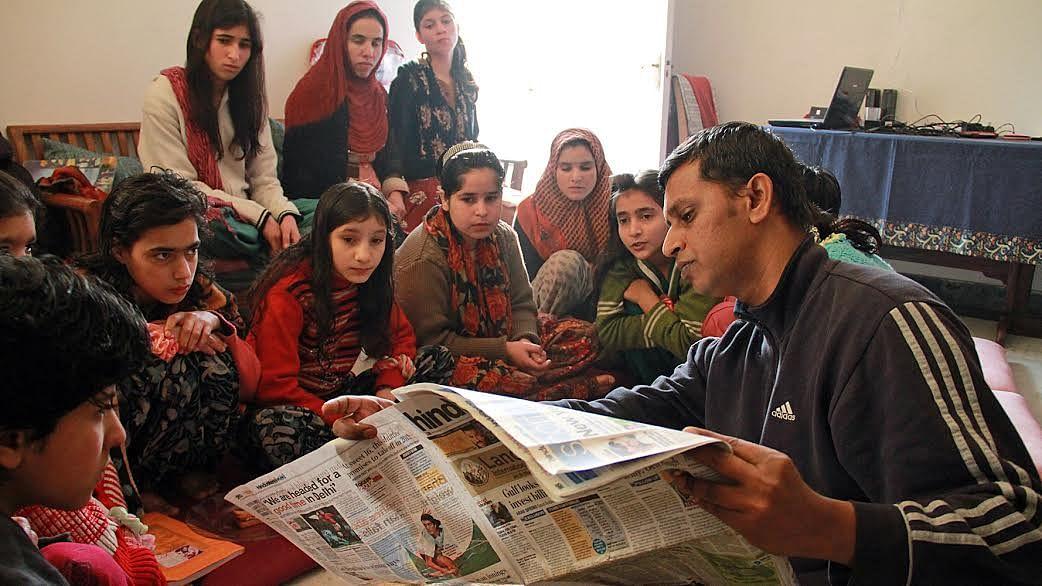 Maharashtra Man Houses Girls of Kashmiri Militants Killed in