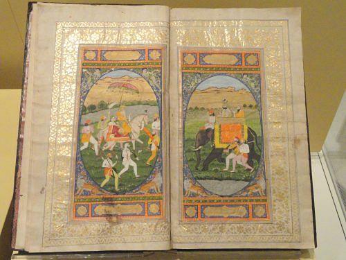 ain-i-akbari_the_chronicles_of_emperor_akbar_lahore_pakistan_c-_1822_-_royal_ontario_museum_-_dsc09640