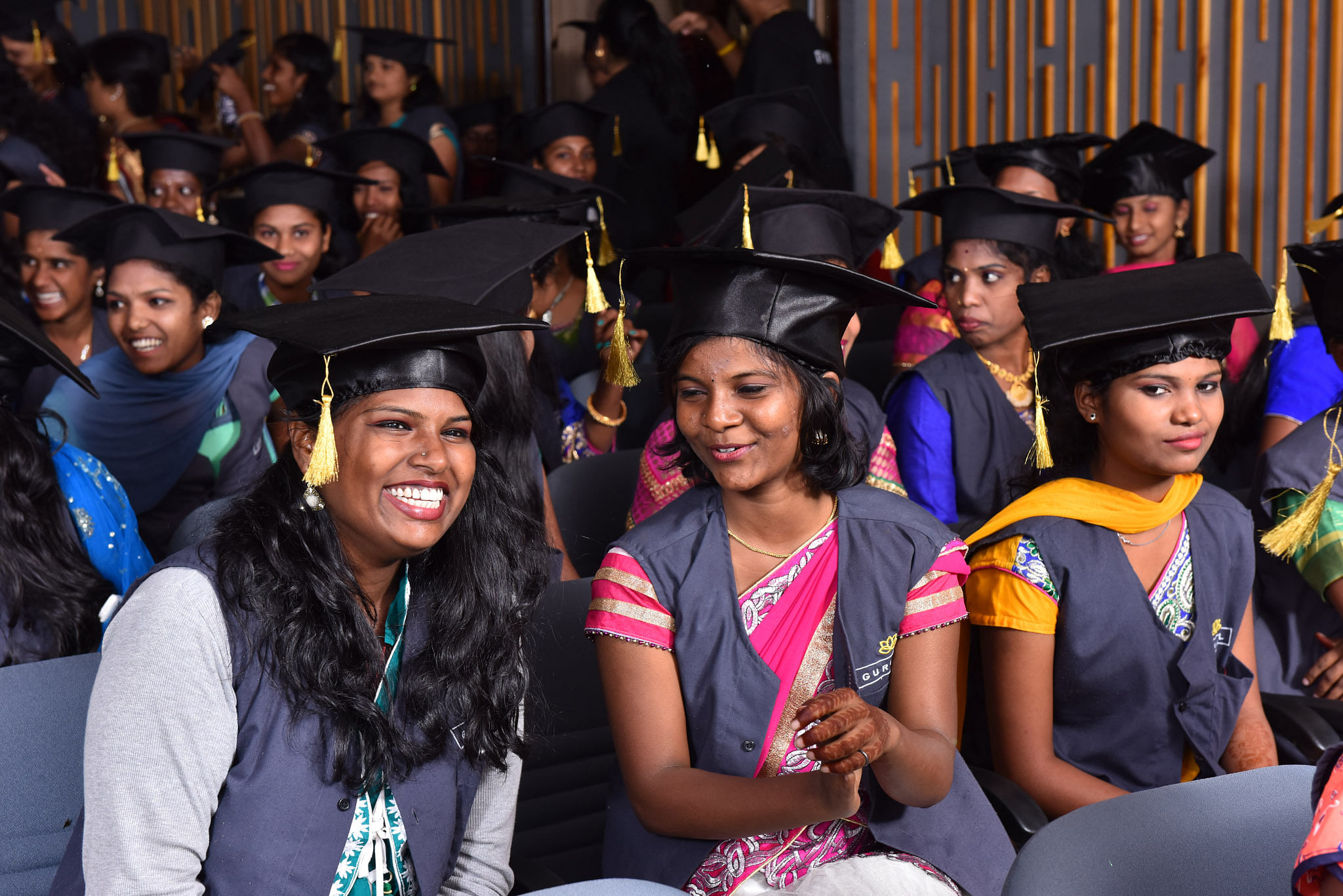 Young graduates from The Nudge Foundation.