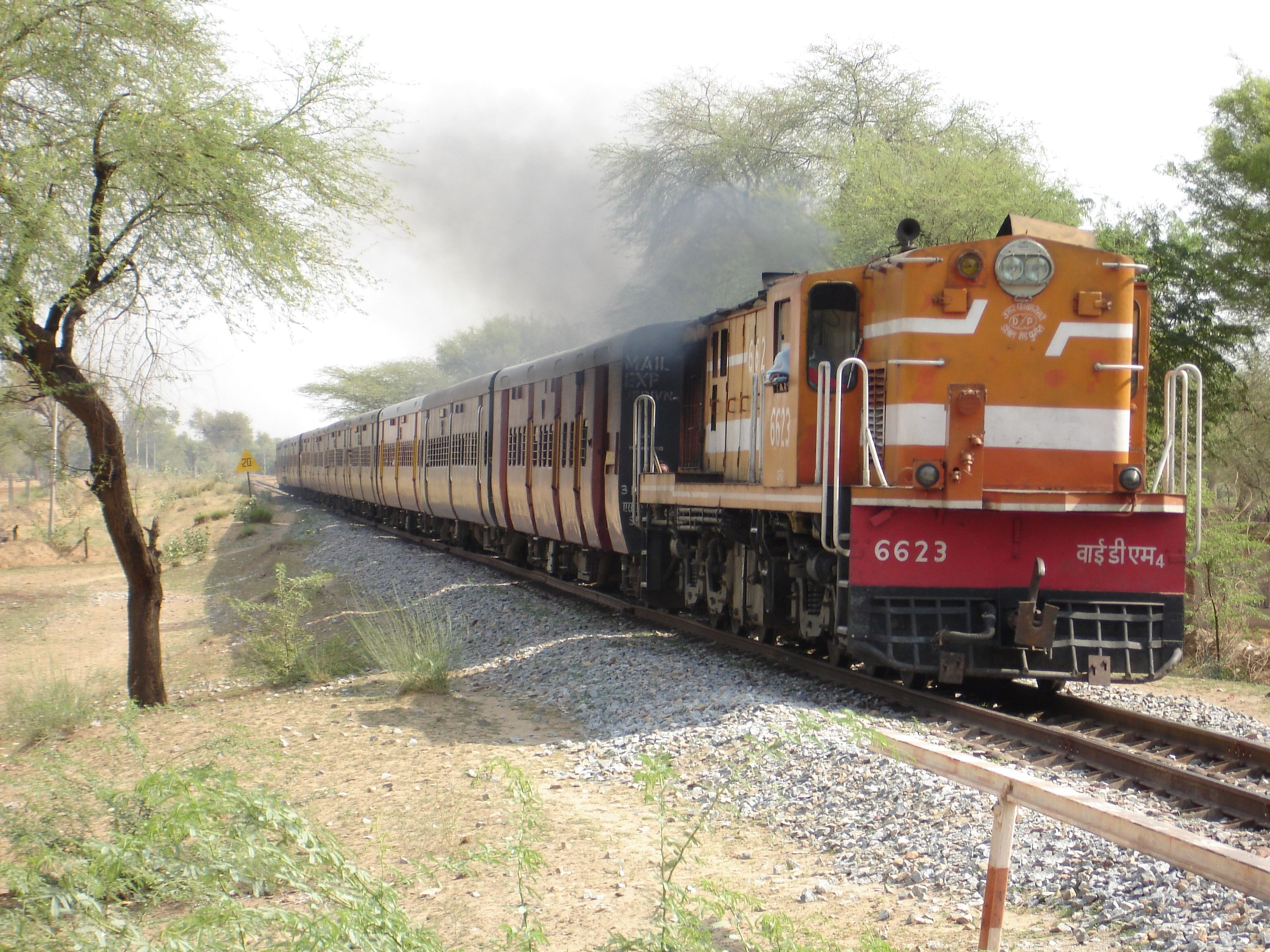 indian_metre_gauge_train