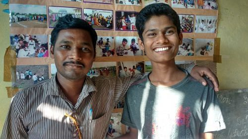 Raju has done everything he could do to help Kashinath's education
