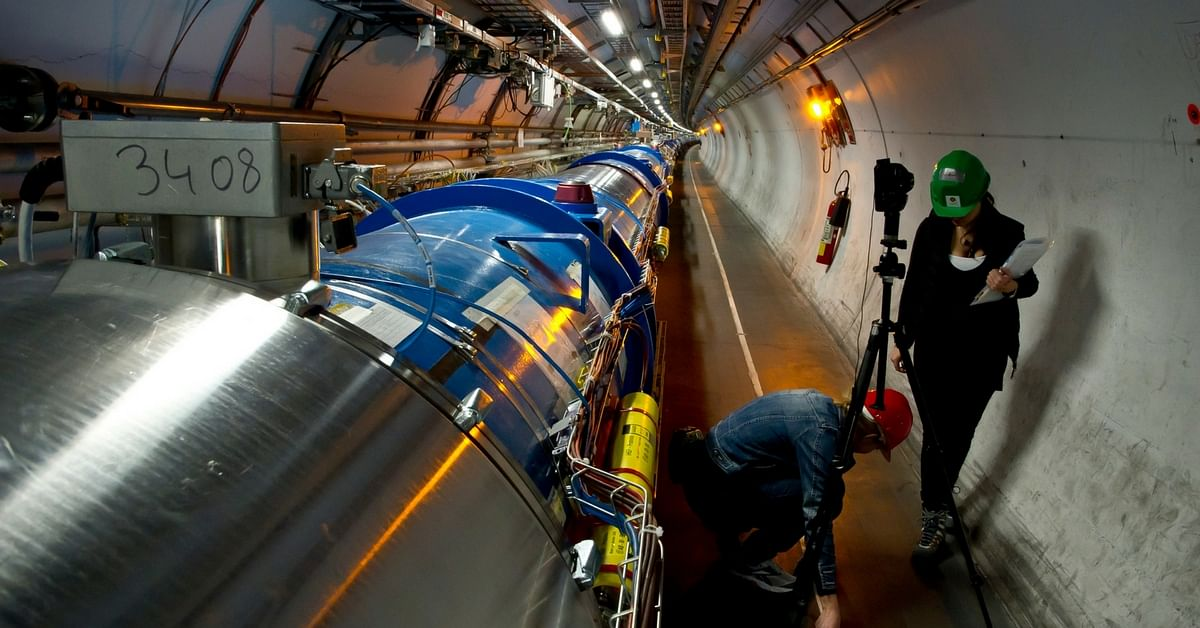 CERN Membership Promises India Larger Say in International Science Policy Decisions