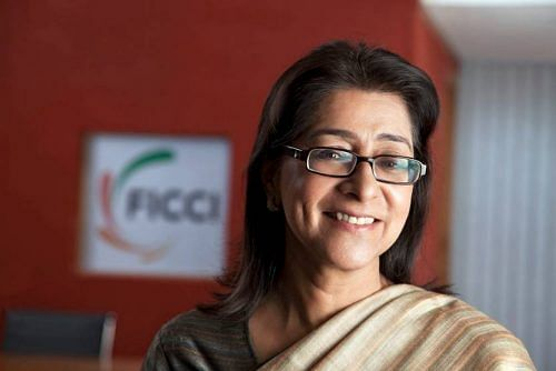 Naina Lal Kidwai, Group GM/Country Head, HSBC India