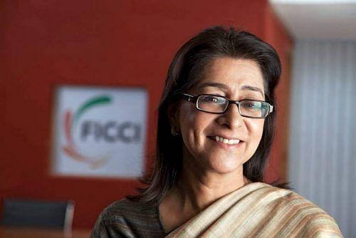 Naina Lal Kidwai, Group GM/Country Head, HSBC India