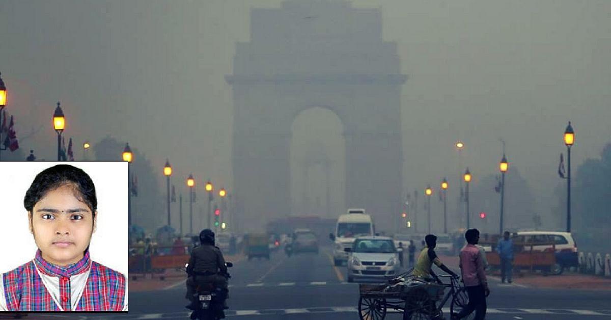 Bhubaneswar School Girl Wins IGNITE Award for Innovation That Can Curb Air Pollution