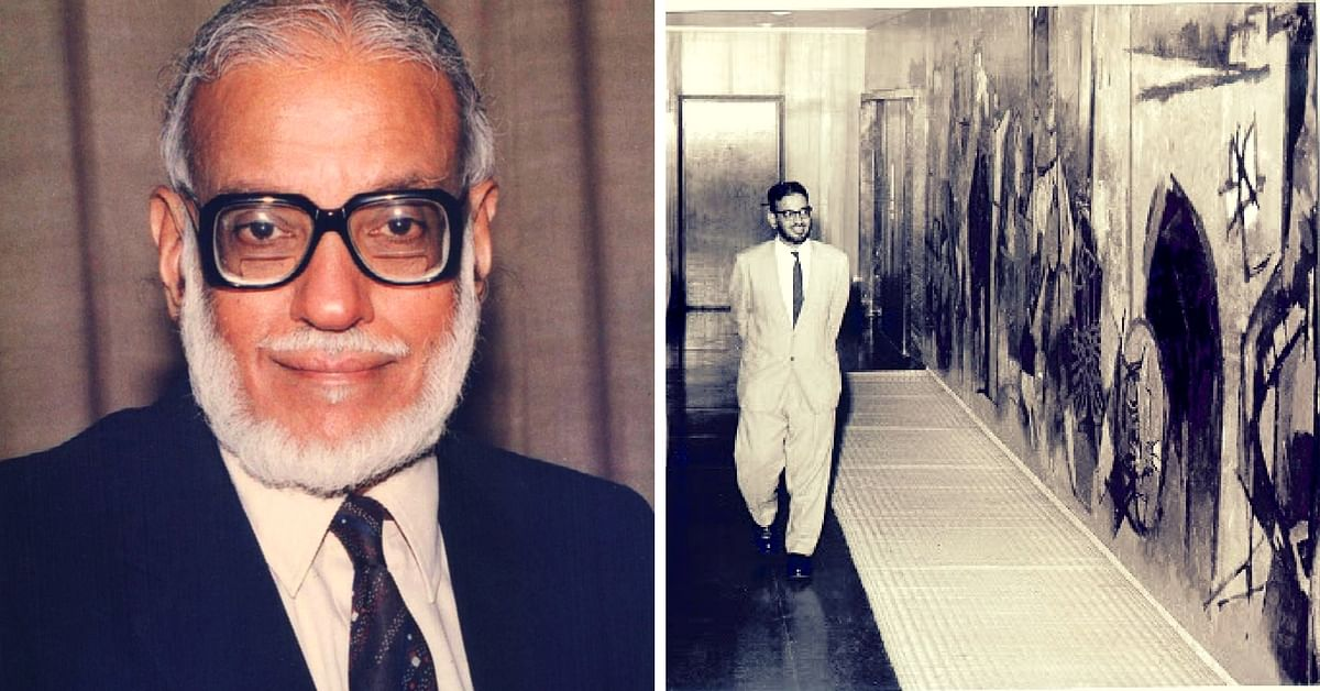 A Tribute to M G K Menon, the Brilliant Physicist who Laid India's Scientific Foundations