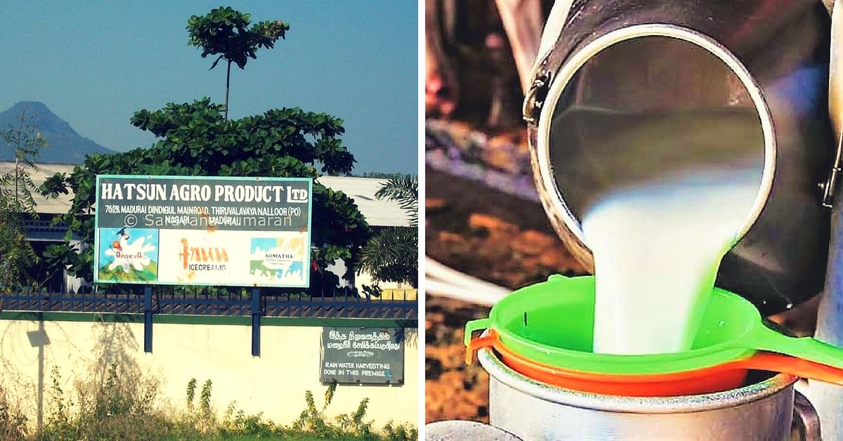 A Chennai-based Dairy Sets Example by Paying All Its Farmers Through Bank Transfers