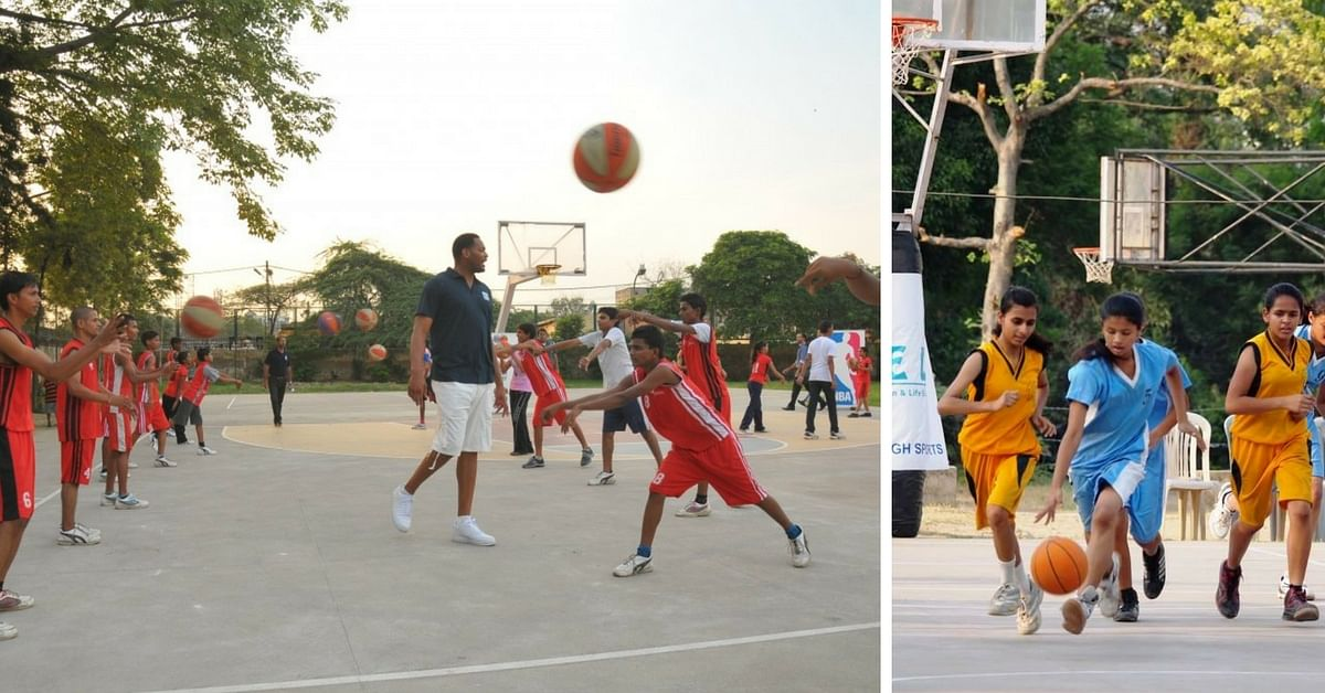 NBA to Open Basketball Academy in India in April 2017, Search for Talent Begins Next Month