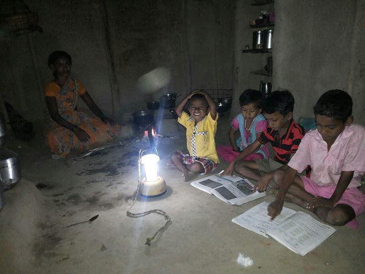 lamp-village