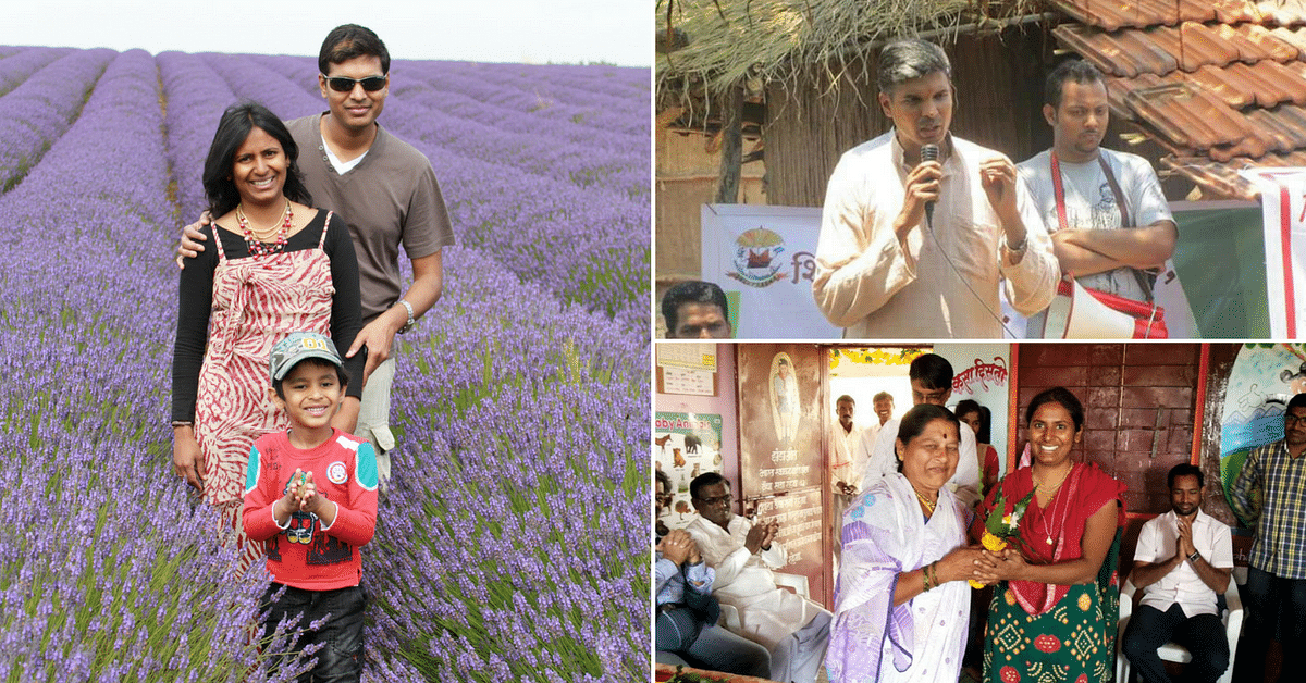 An NRI Couple Shows Us How to Return to India and Transform Its Villages