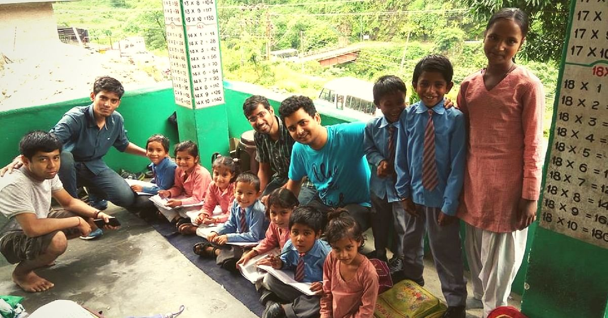 A 'Spark' of Brilliance: IIT-Mandi Students' Initiative to Provide Quality Education to Rural Kids