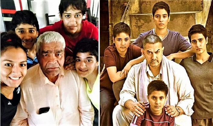 Dangal 5 Facts In The Movie That Differ From The Real Story