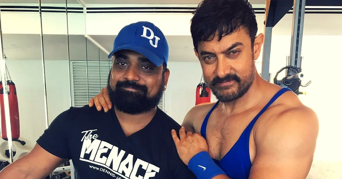Aamir Khan's Fitness Trainer in Dangal Is a Man Who Used to Sell Candies on Trains for a Living!