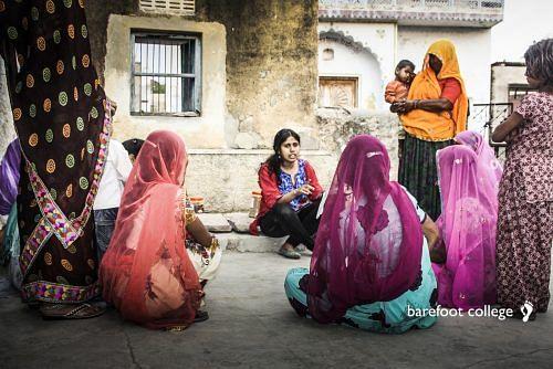 Monalisa Padhee Amrit Churna Barefoot College