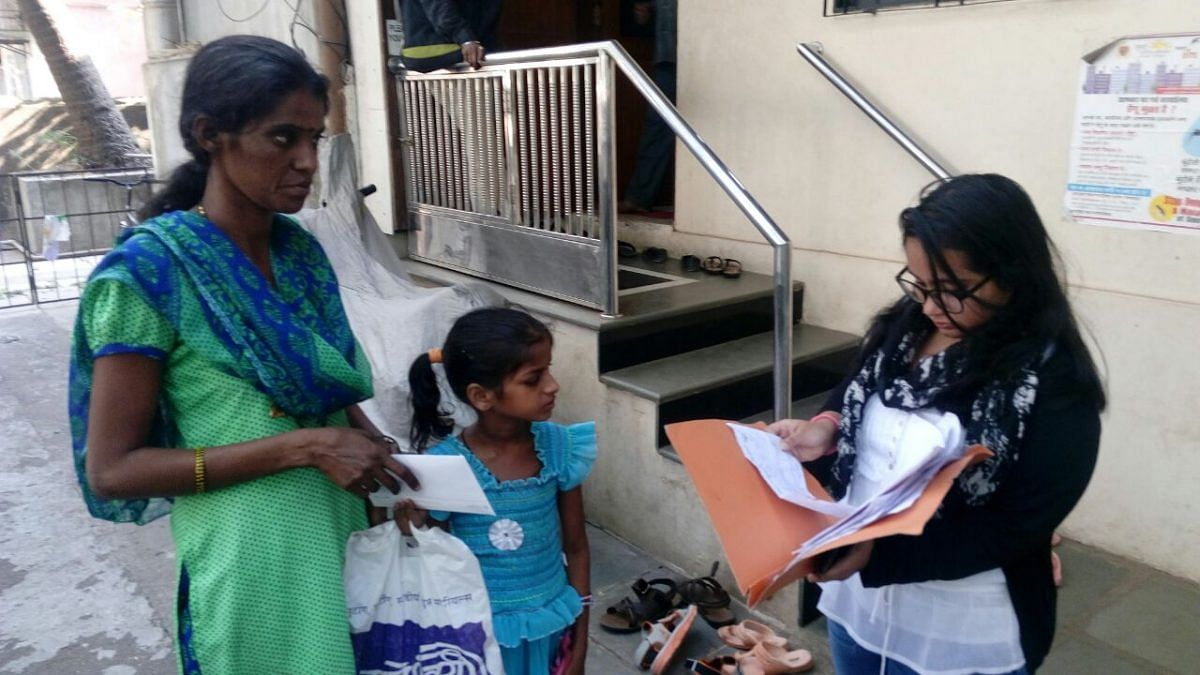 TBI Blogs: Meet Anirudh and Riya, the Two Volunteers on a Mission to Improve the Life of a Partially Blind Girl