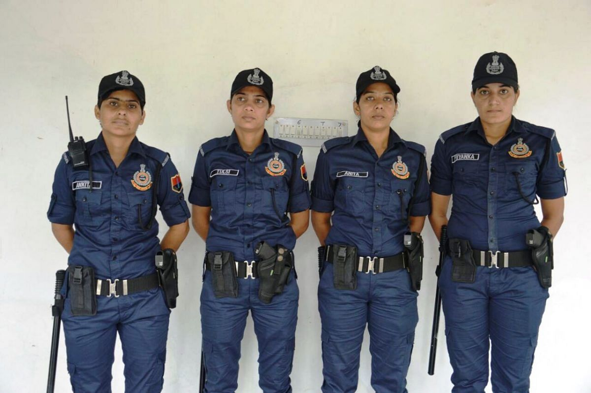 Udaipur's Hooligans and Troublemakers Are Facing a New Terror – These Incredible Women Cops in Blue!