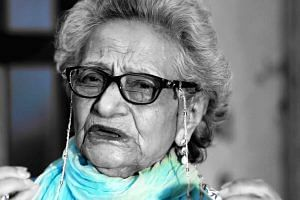 Petite, graceful, confident, exuding an old world charm…there are many words that can be used to describe the charming Begum Hamida Habibullah, who has just turned 100!