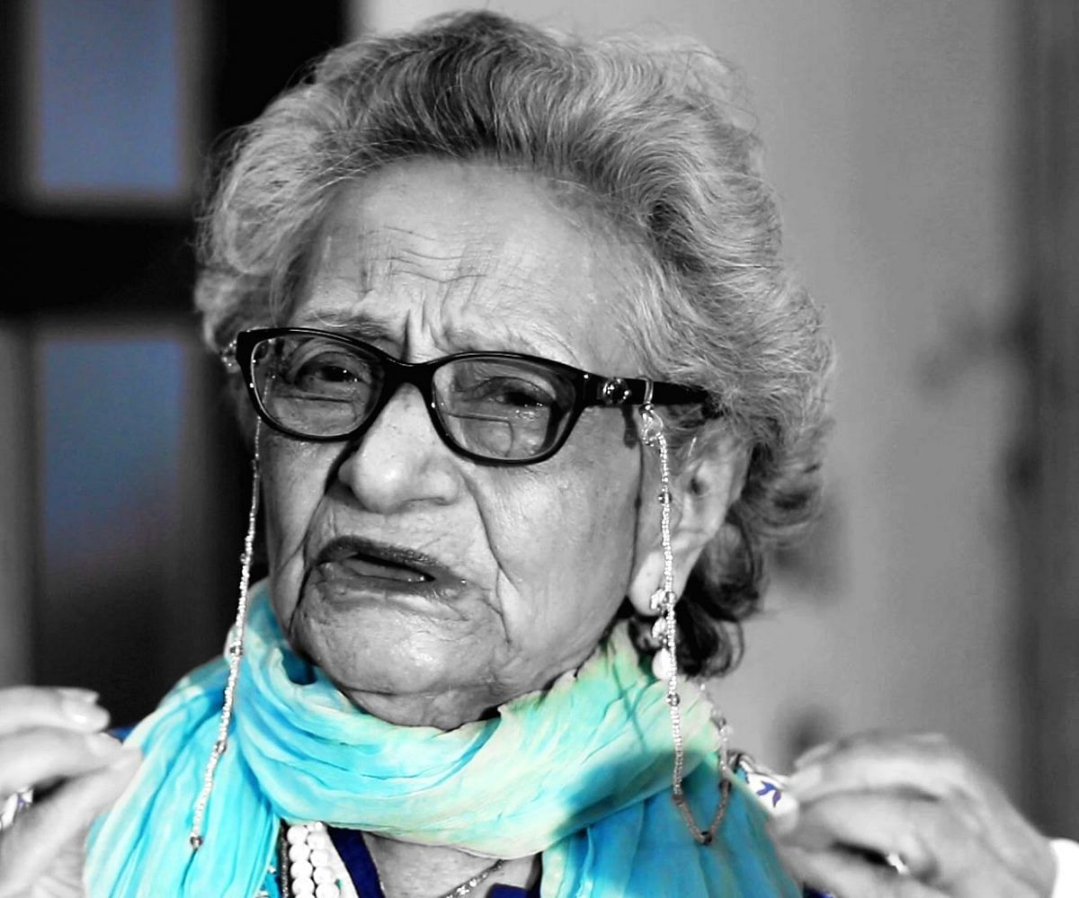 Begum Sahiba of Lucknow: At the Age of 100, Hamida Habibullah Lives on as an Iconic Figure