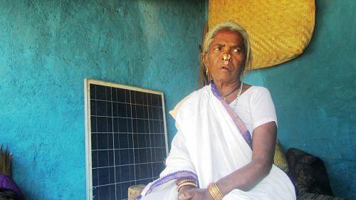 Mangi Kumuruka, 65, emphasises on the need to have fresh, locally grown or gathered produce. (Credit: Rakhi Ghosh\WFS)