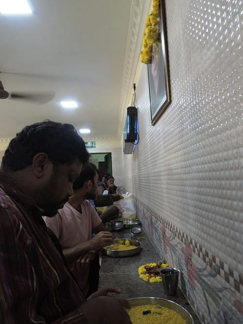 The Amma canteens open for service daily from 7 am and churn out fresh food for diners in three shifts. (Credit: Tripti Nath\WFS)