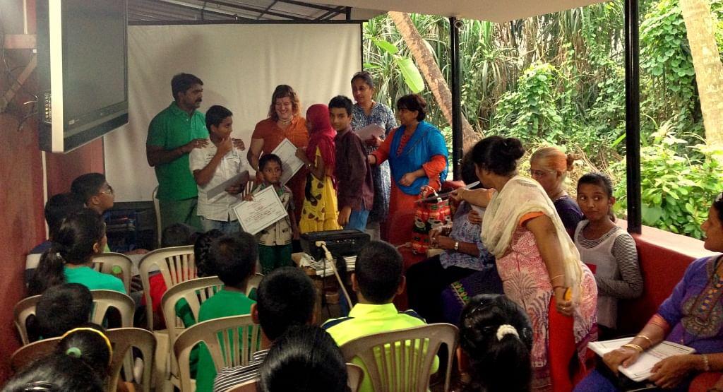 inspire-talk-clinton-vaz-vrecycle-at-vijay-sardesai-residency-05-06-2015-8