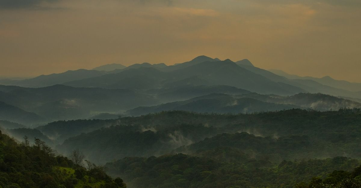 TBI Blogs: In Photos – Exploring the Lush Green Countryside & Magnificent Hills of Coorg on a Cycle