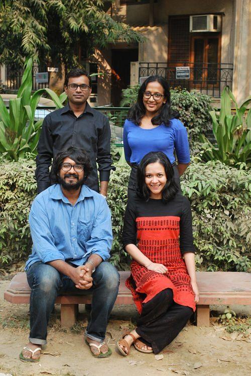 The Team at Nyaaya