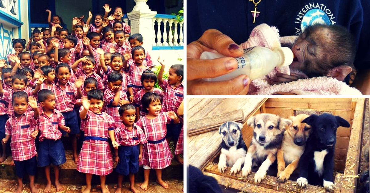 7 Volunteering Opportunities in Goa to Make This Christmas Season Even More Cheerful